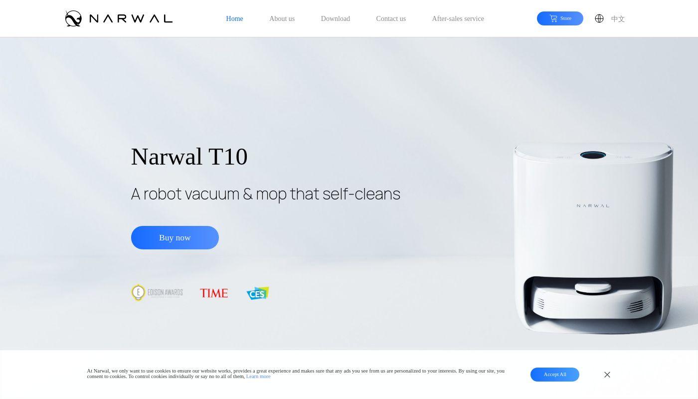2) Narwal Robotics