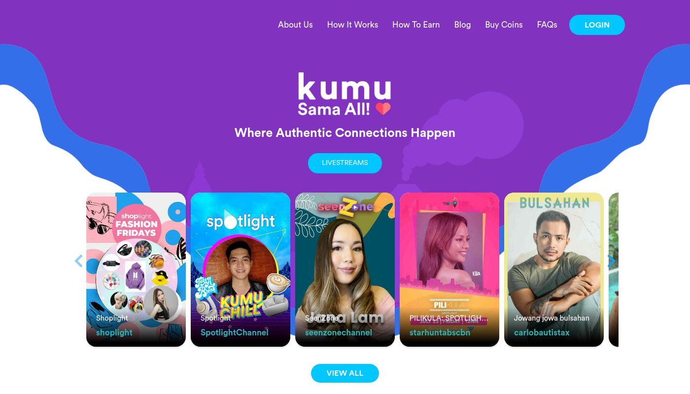 2) Kumu Holdings