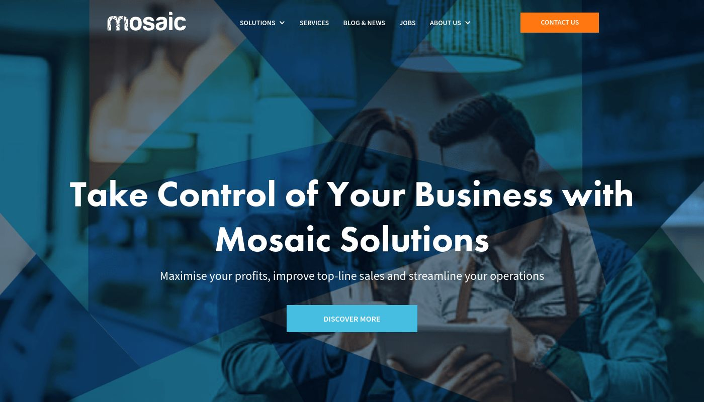 11) Mosaic Solutions
