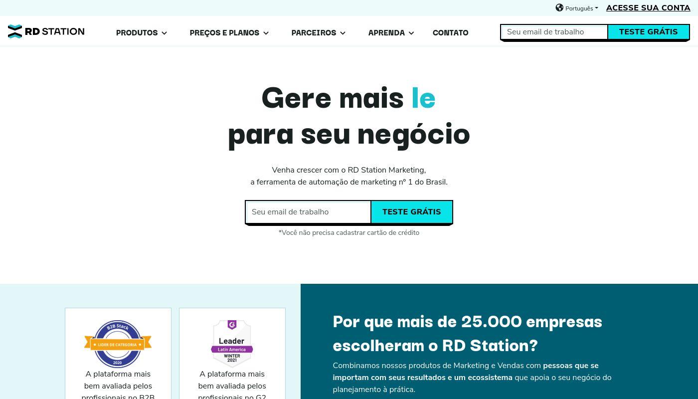 31) RD Station