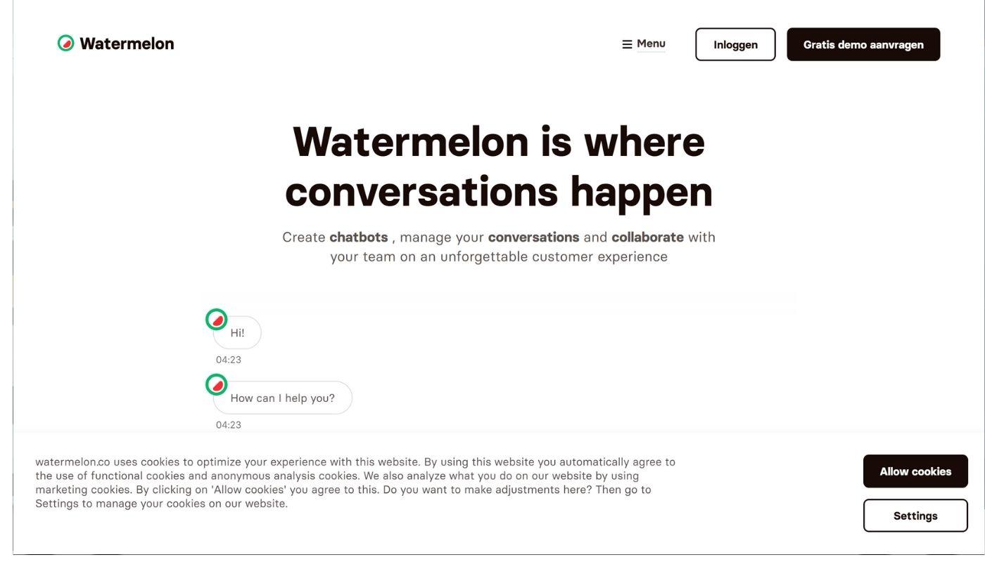 132) Watermelon