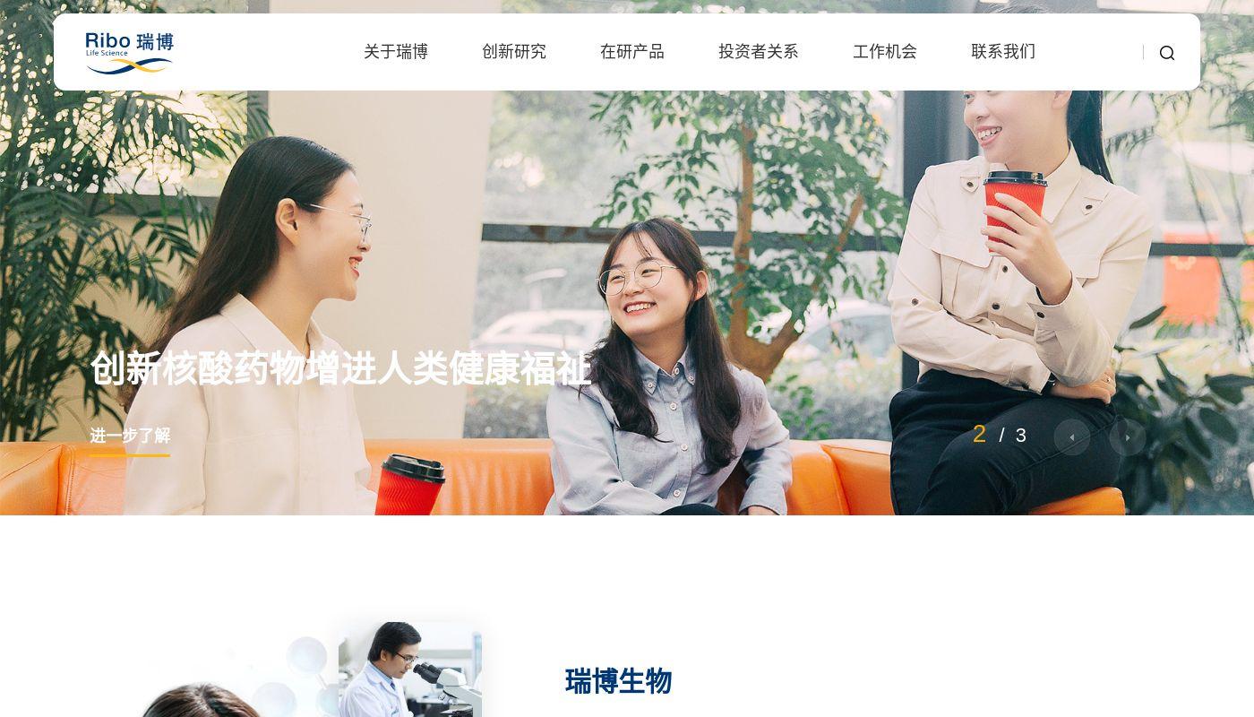 200) Suzhou Ribo Life Science