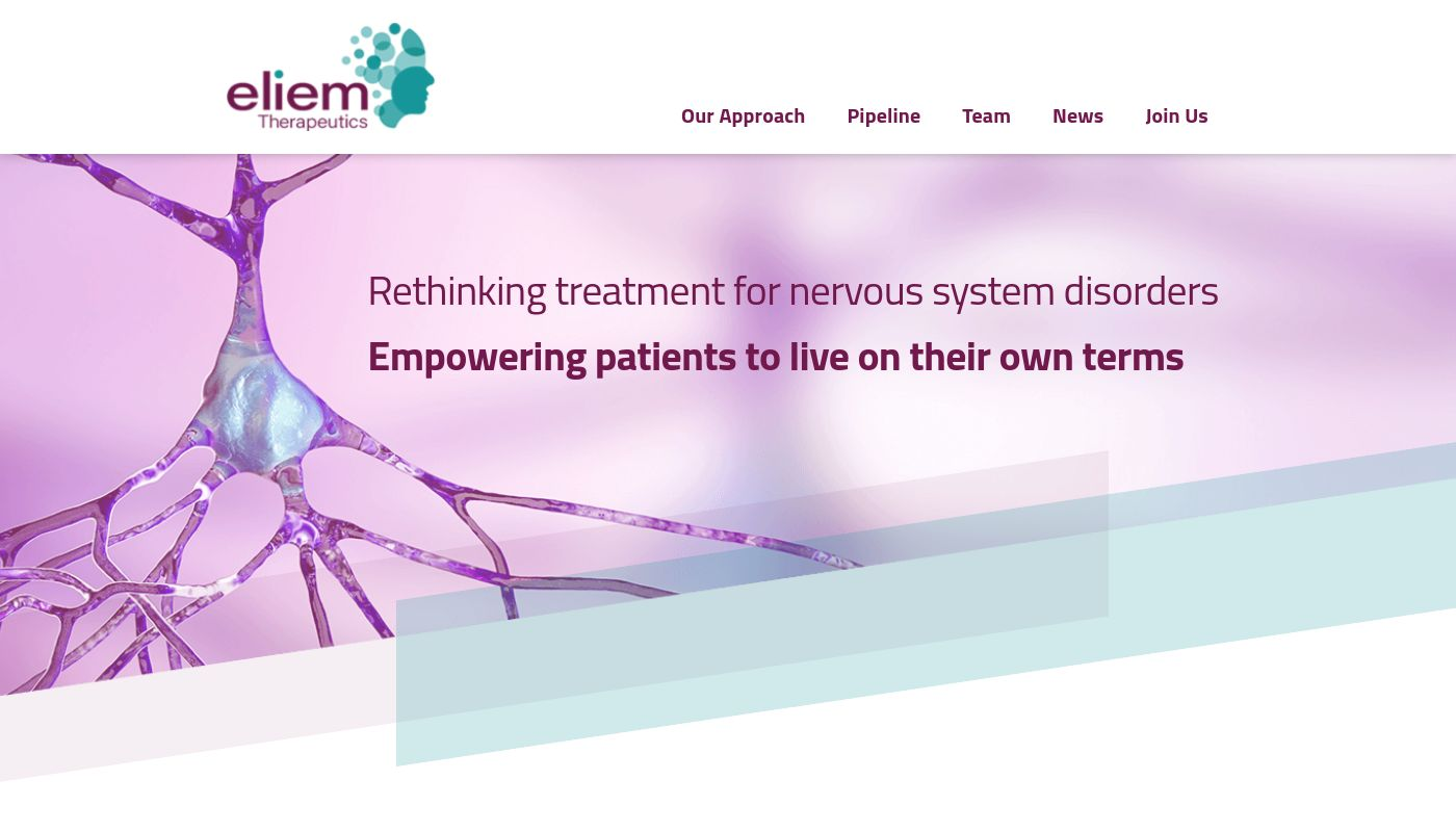 118) Eliem Therapeutics