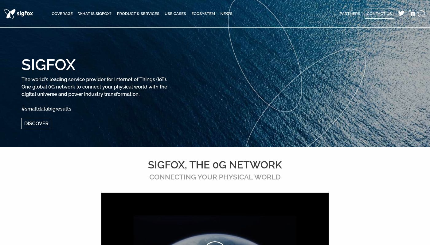 33) SIGFOX