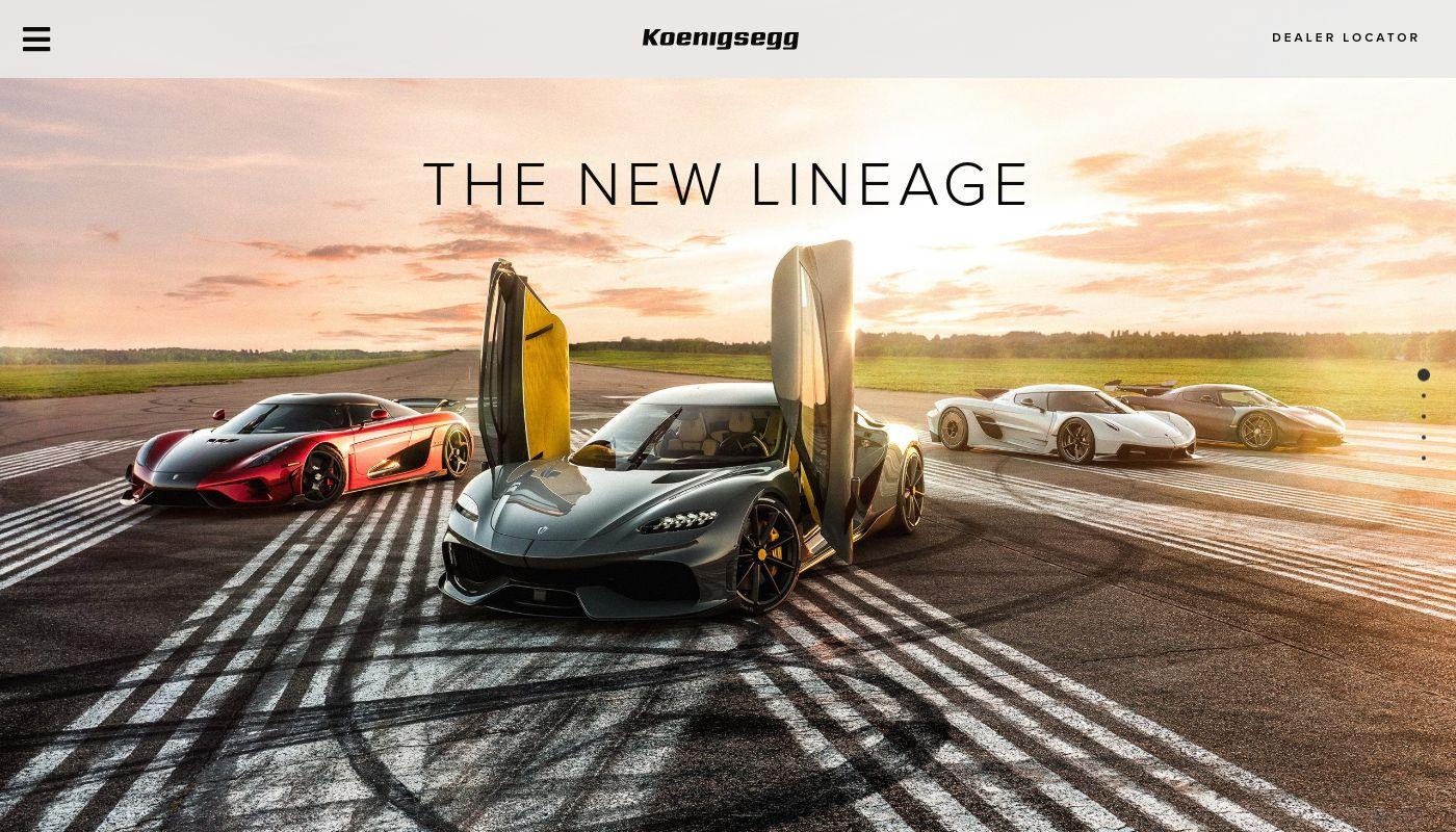 155) Koenigsegg Automotibe