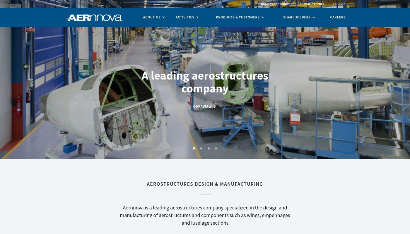 51) Aernnova Aerospace