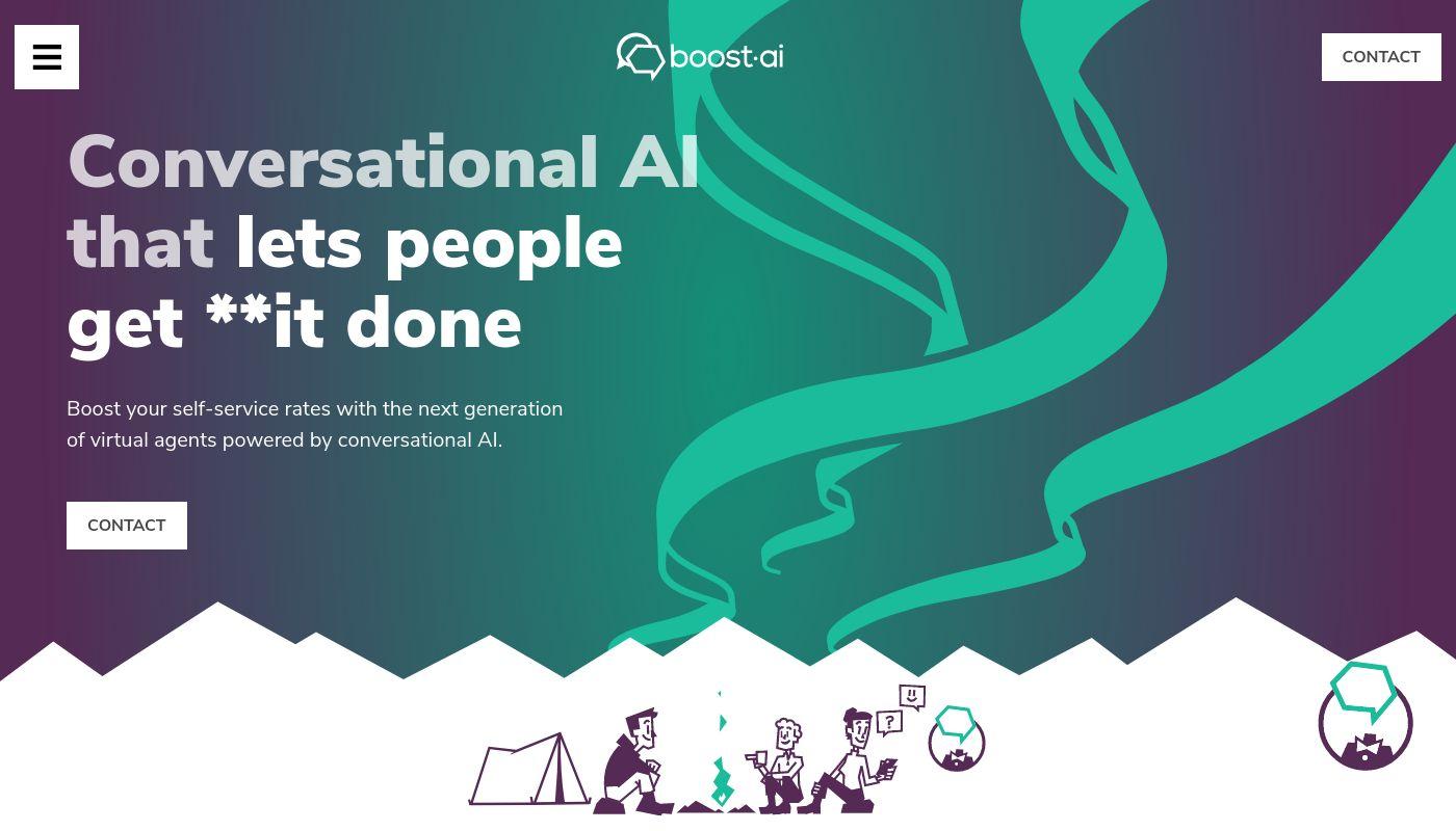 205) Boost AI