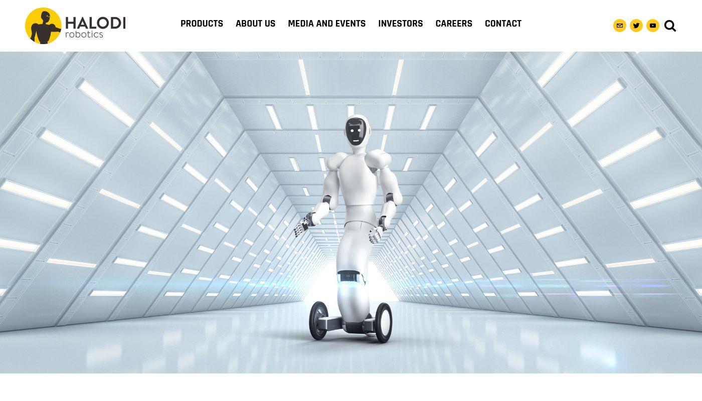 79) Halodi Robotics