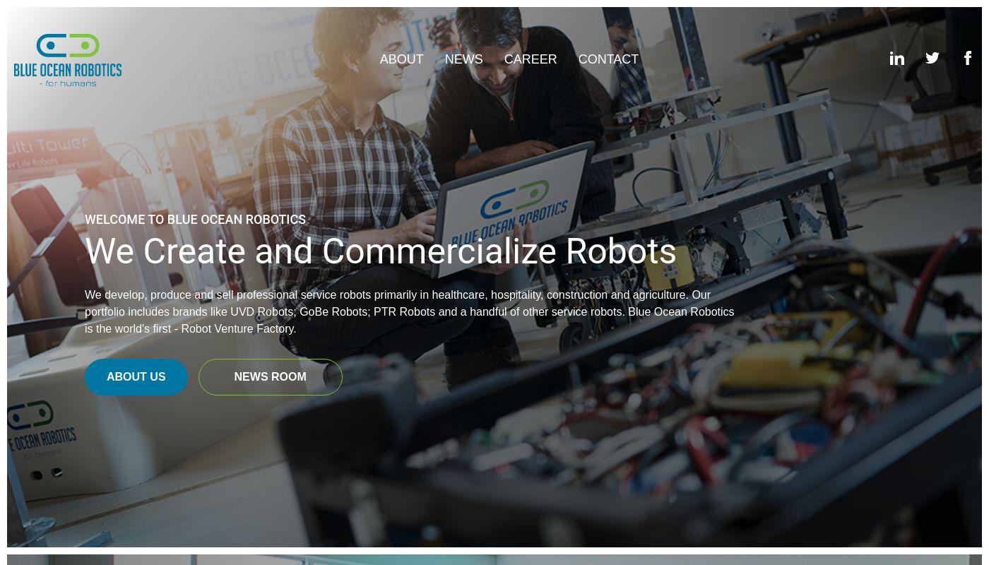 82) Blue Ocean Robotics