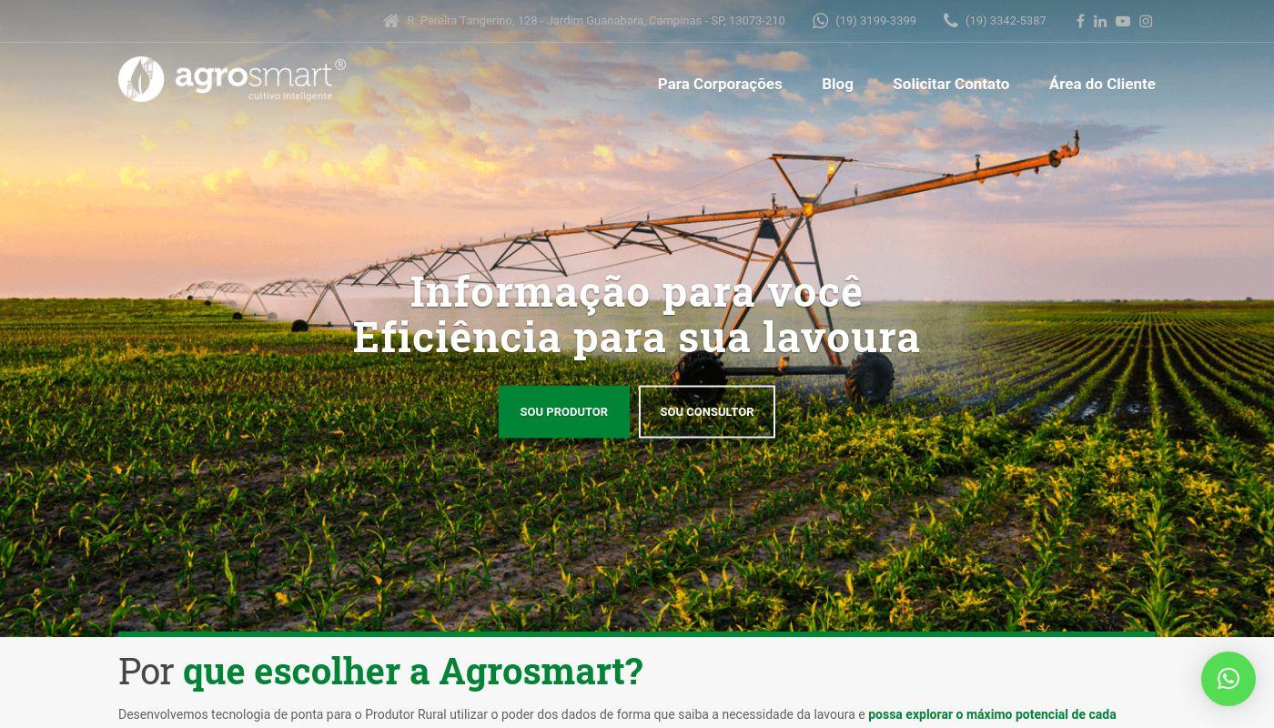 57) Agrosmart