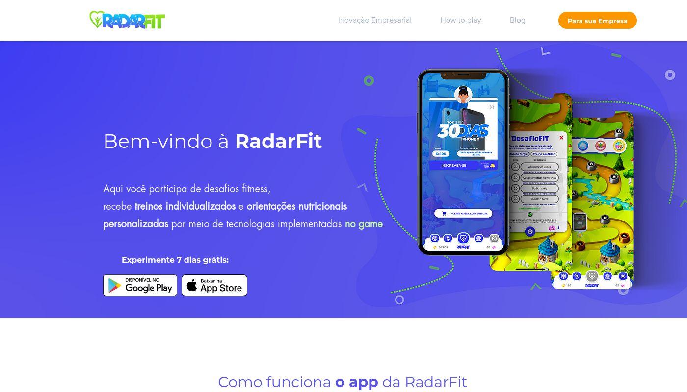 106) RadarFit