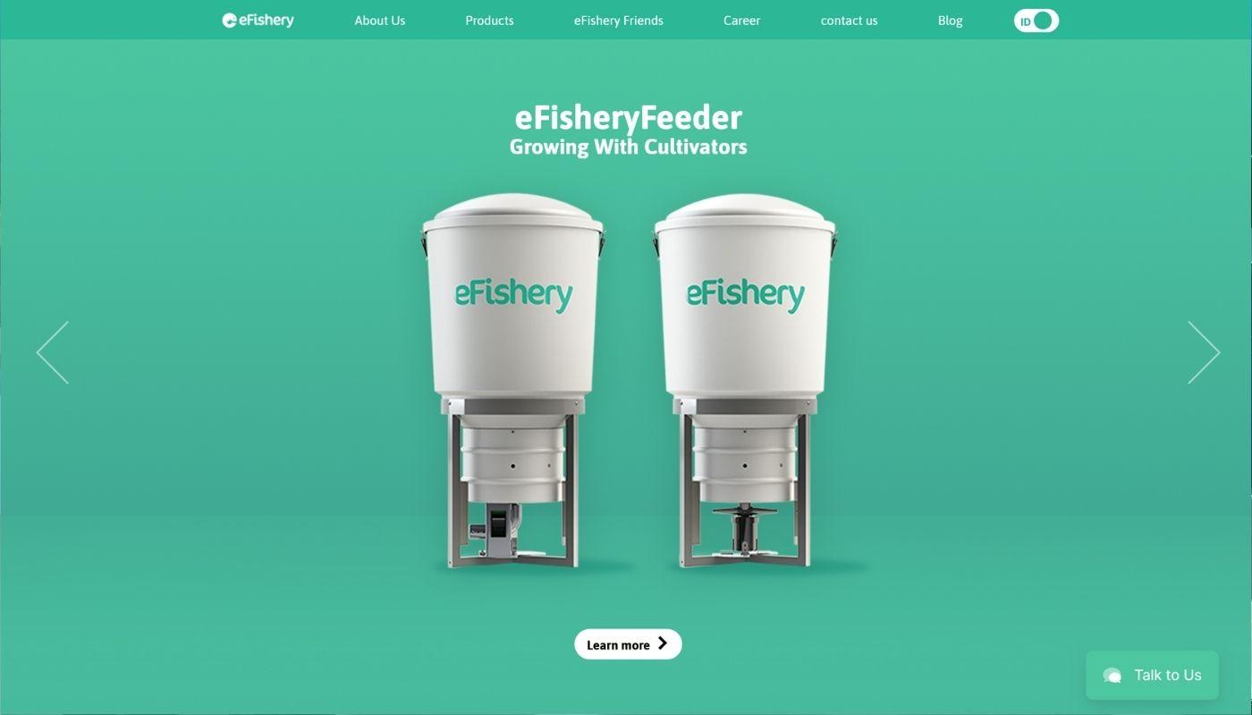 35) eFishery