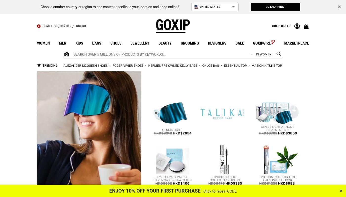 104) Goxip Inc