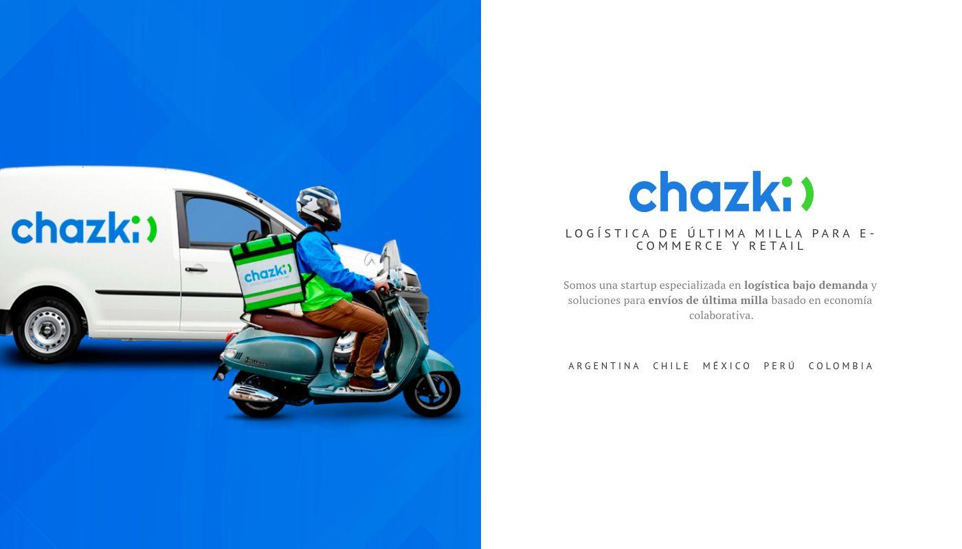 3) Chazki
