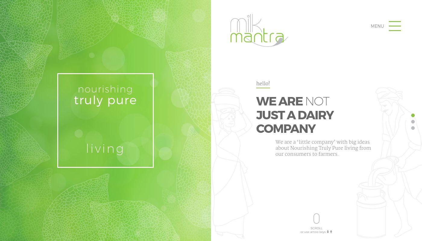 156) Milk Mantra