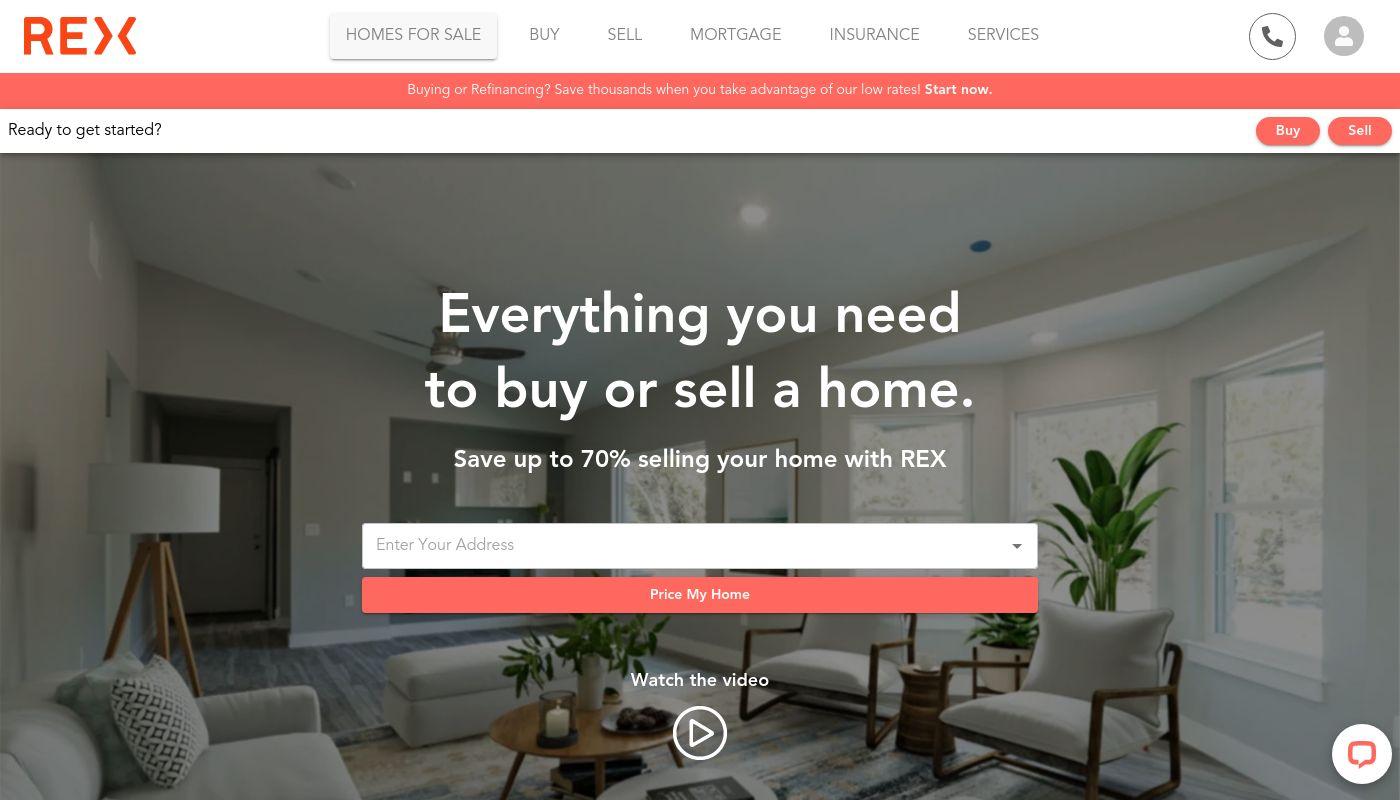 42) REX - Real Estate Exchange