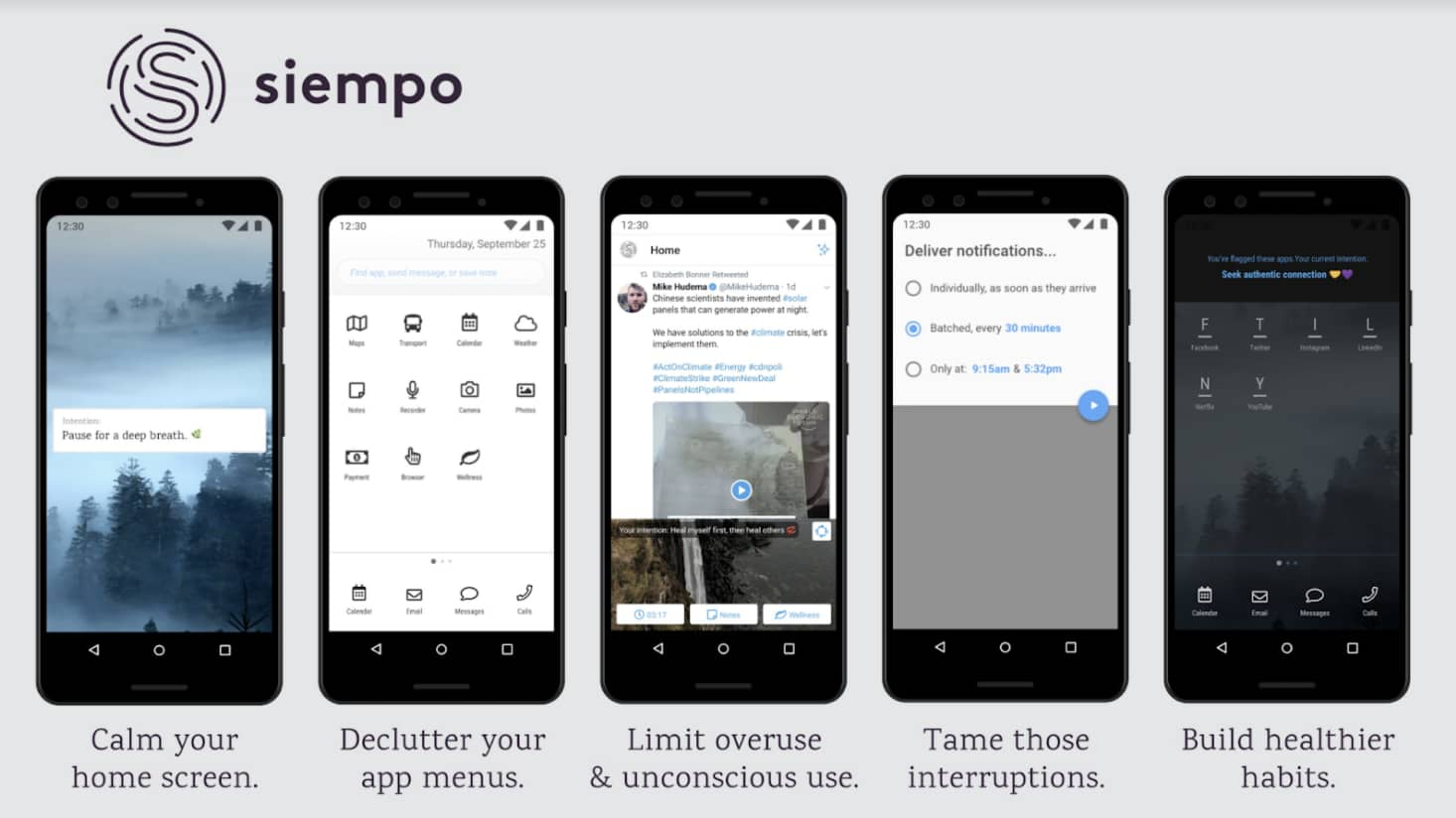 Siempo Product