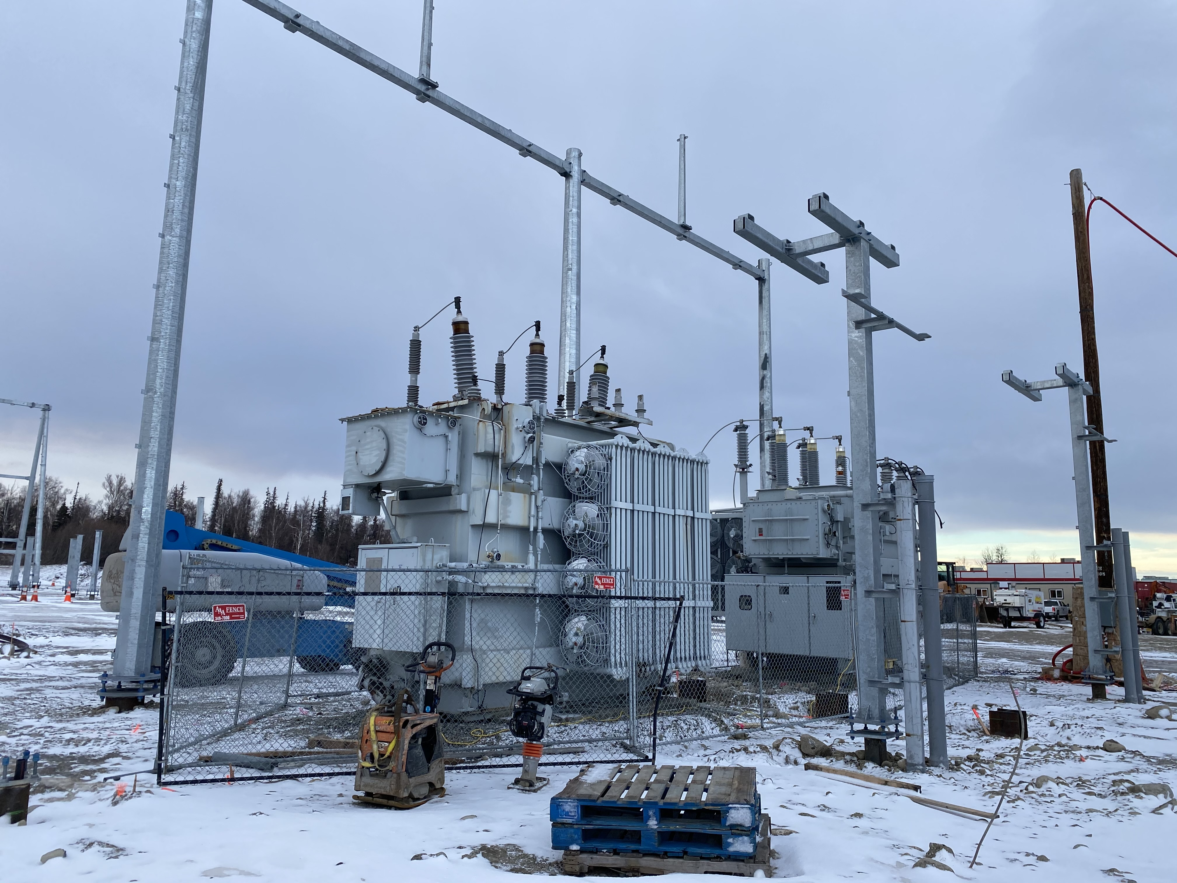 Substation Upgrades