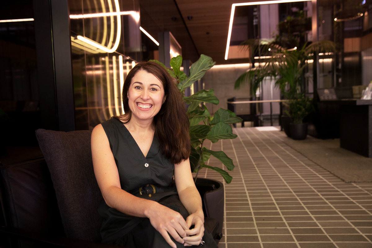 Emma Montgomery joins as Sydney CEO