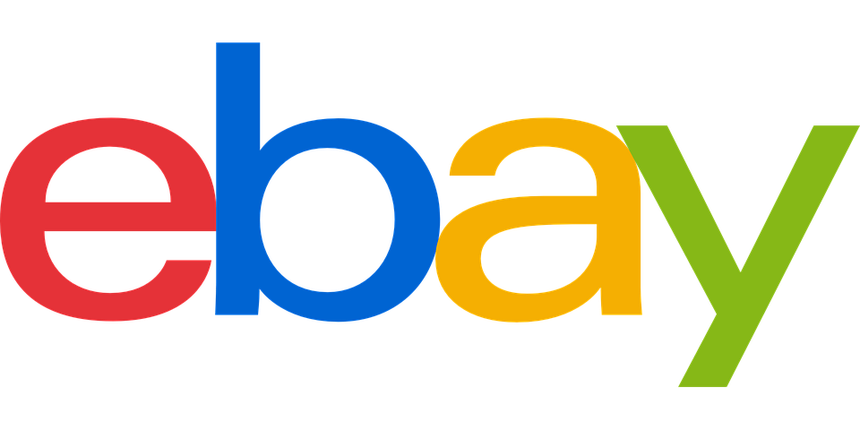 Ebay, Logo, Brand, Website, Online Shopping, Auction