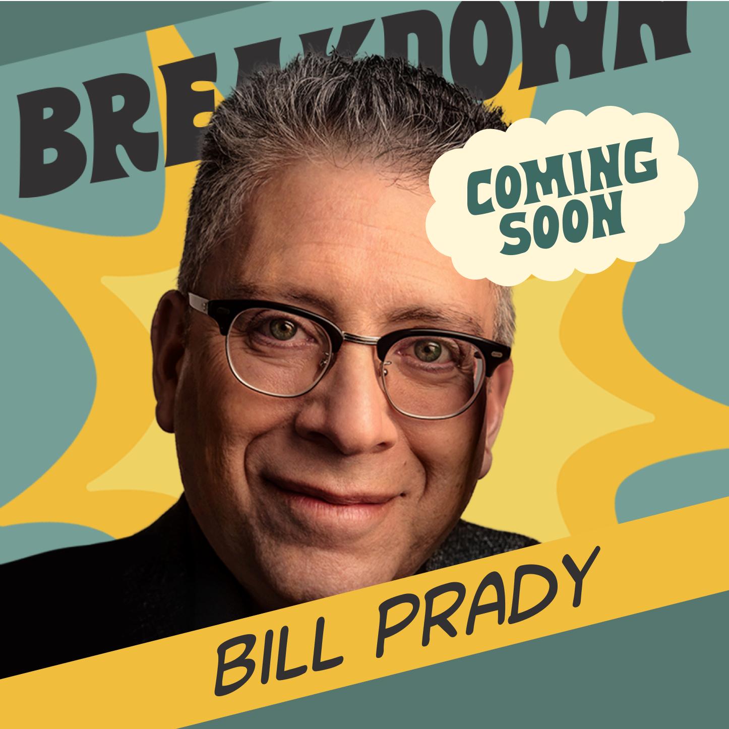 Big Bang Creator is basically Sheldon with Bill Prady
