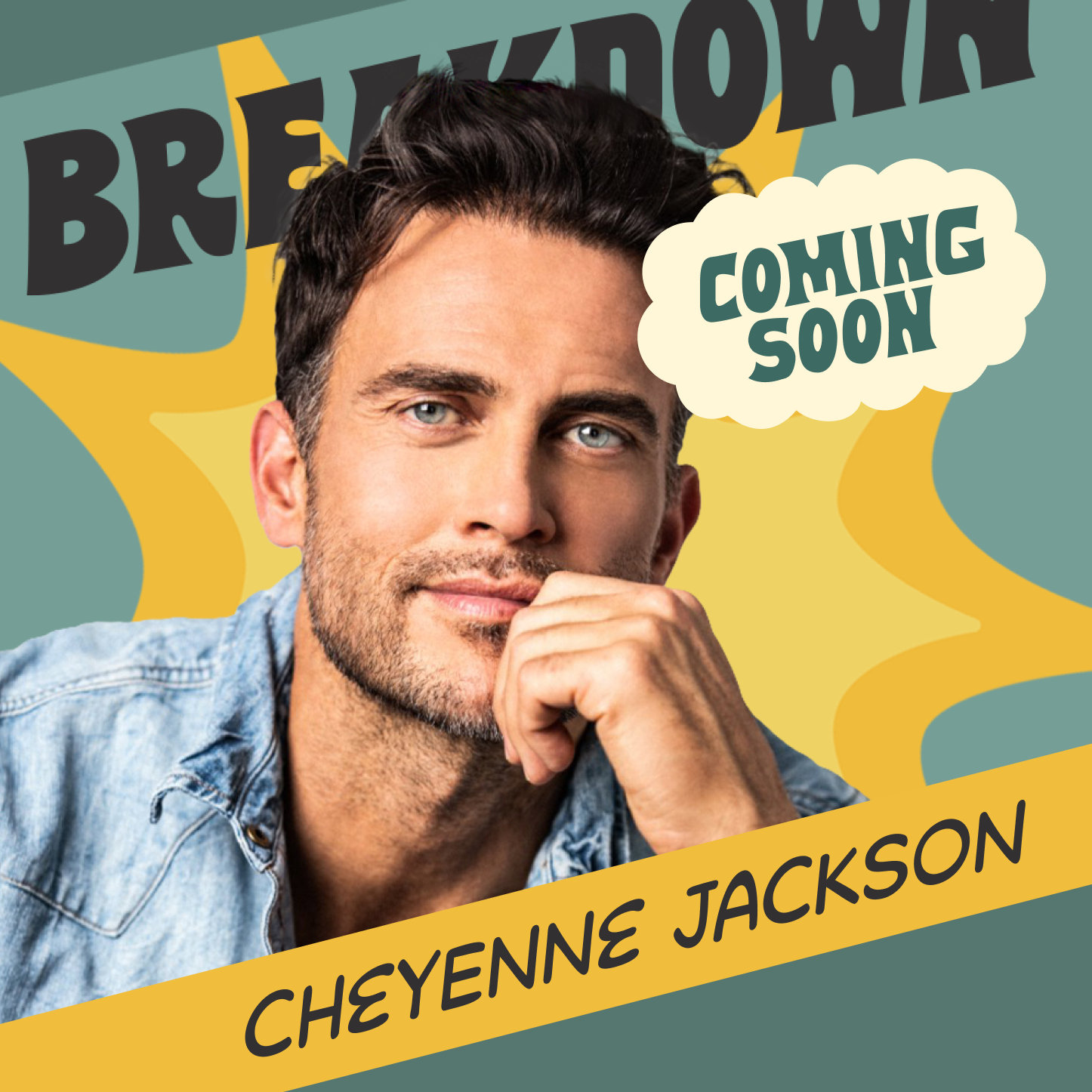 Sexual identity, Broadway and Call Me Kat with Cheyenne Jackson