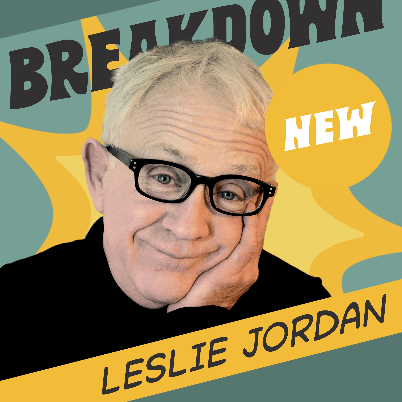 Gay, sober and fabulous with Leslie Jordan
