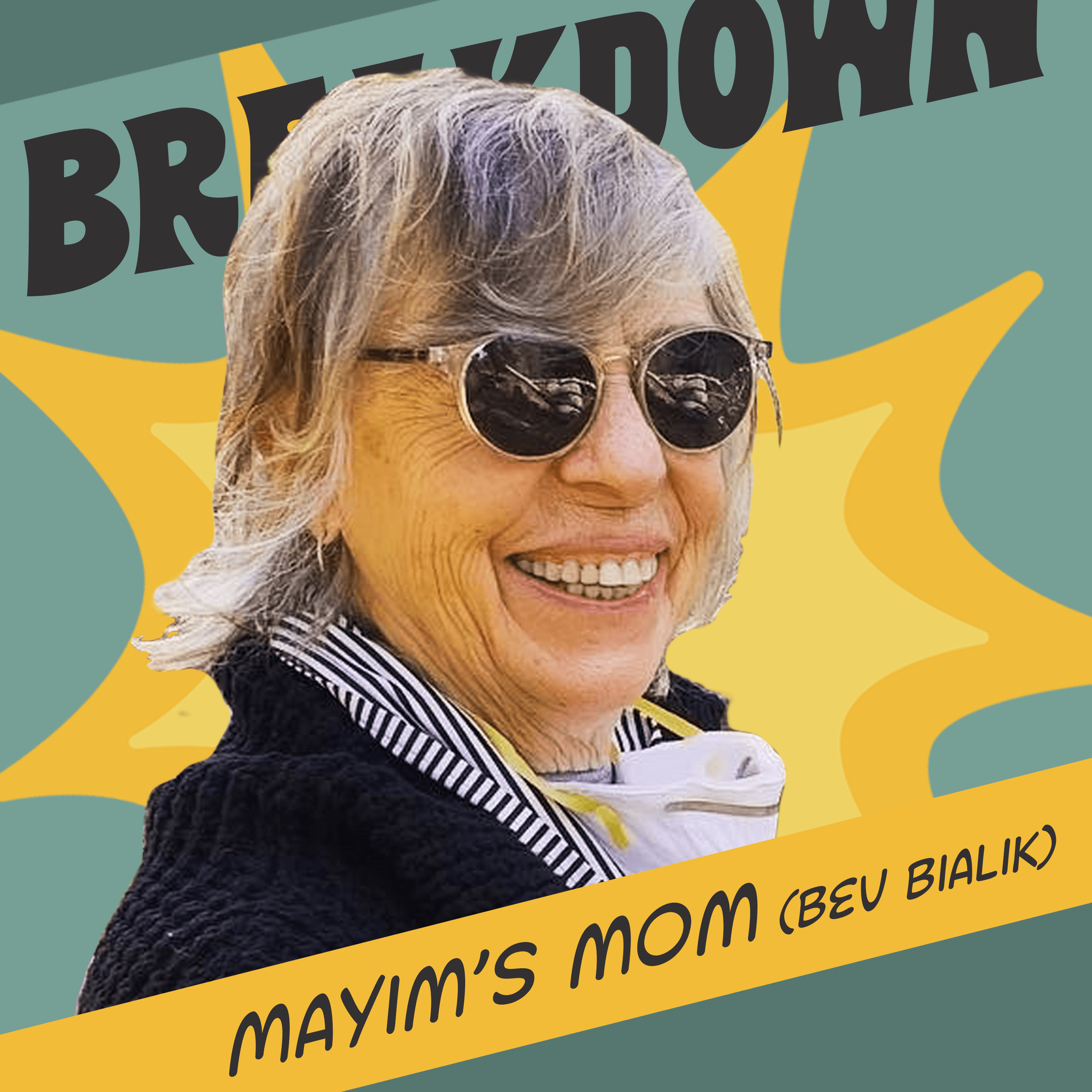 Bevisode with Mayim's Mom! Anxiety, Sexuality & Mind-Body Connection