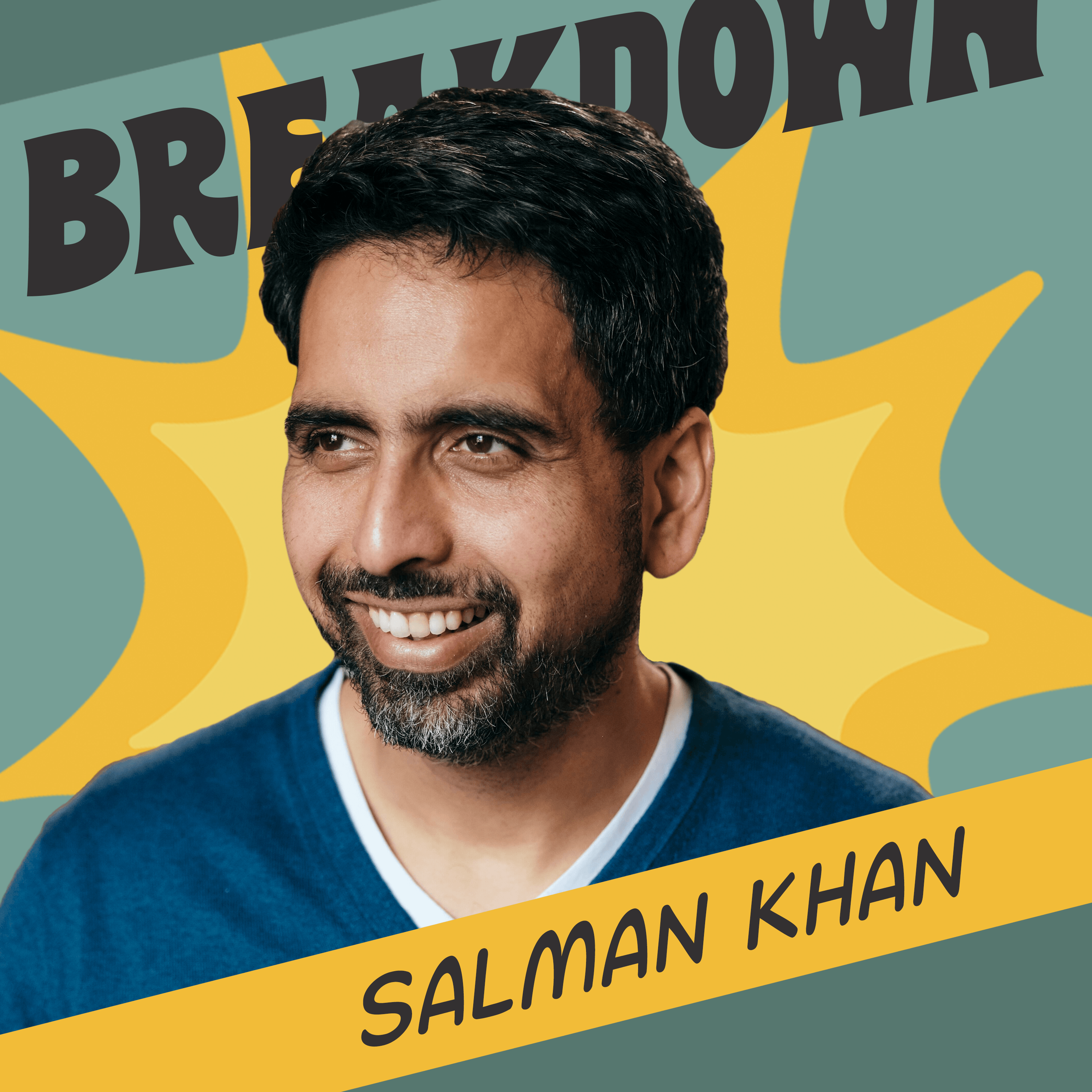 Sal Khan: Emotional Stress, Standardized Tests, & a New Approach to Education