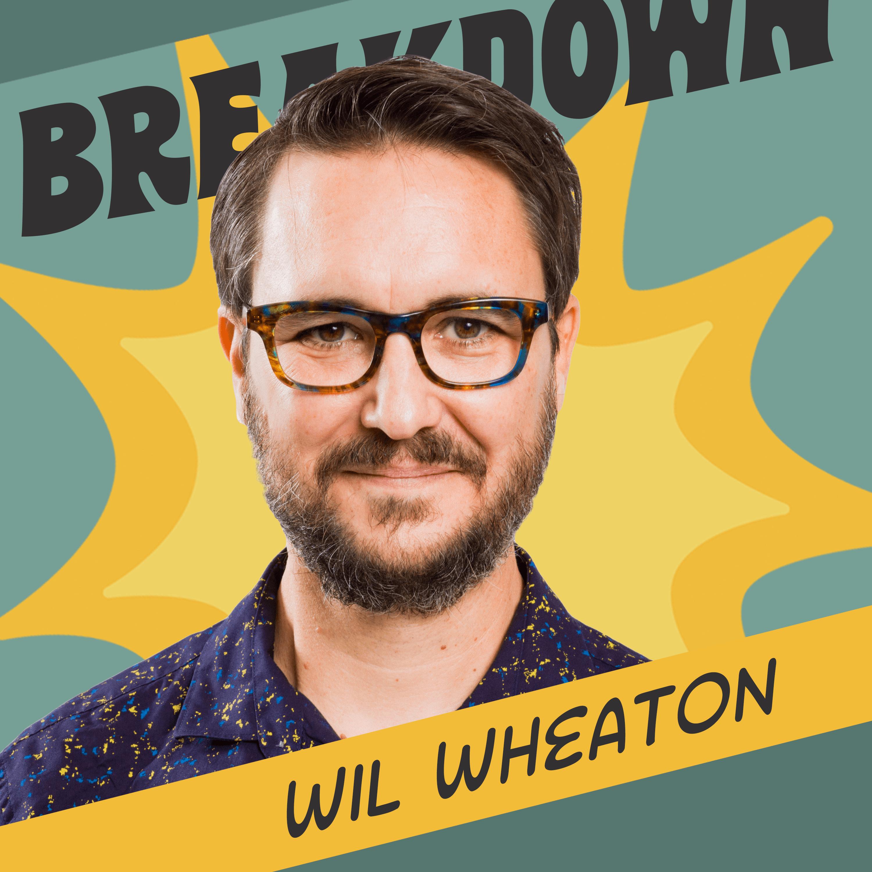 Wil Wheaton on Trauma, Depression, & Self-Discovery