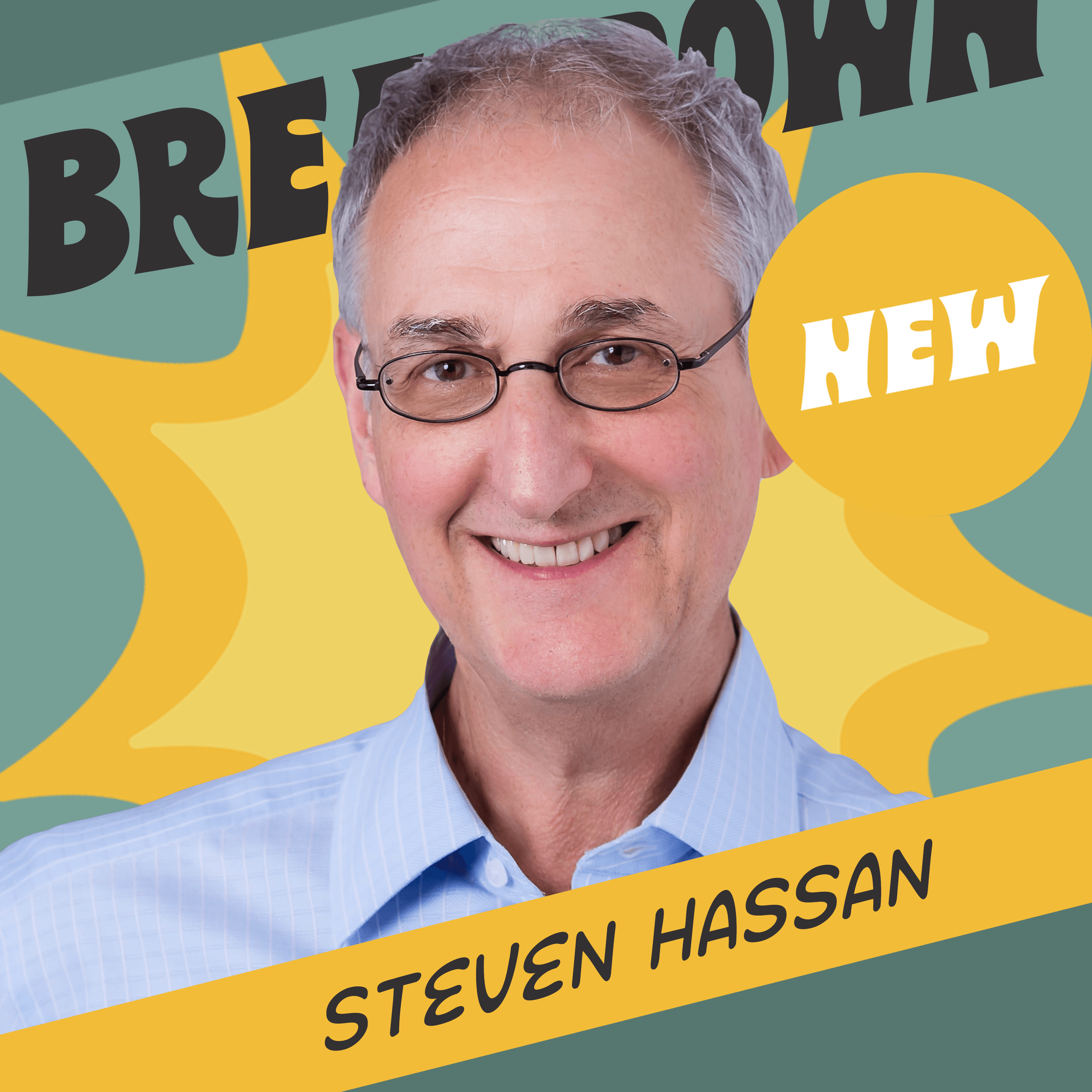 Steve Hassan: Spotting a Cult, Hidden Hypnotism & Indoctrination in the Digital Age