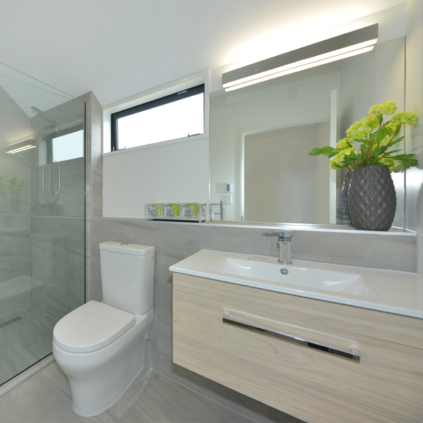 Interior bathroom for Cohesive homes
