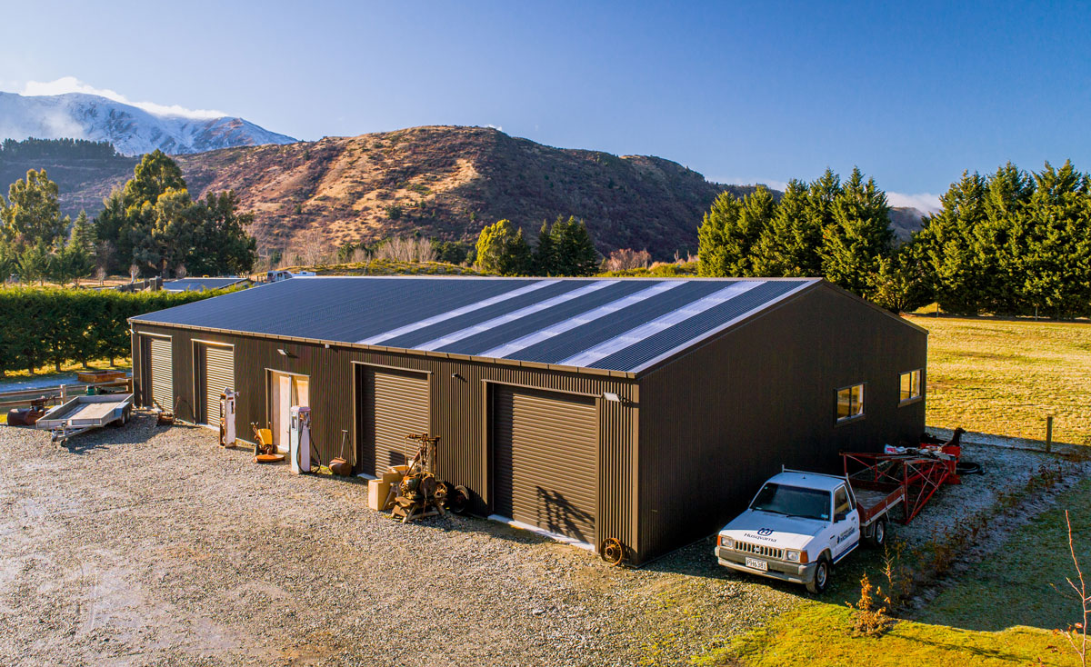 Cohesive homes can build architecturally designed shed home and homes in New Zealand.