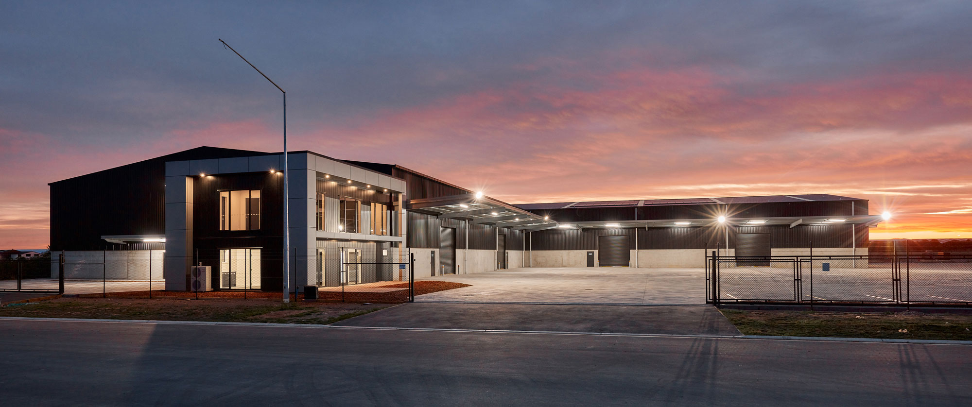 Commercial Building for Ngai Tahu - South Star