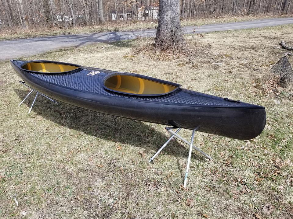 Kingfisher Kayak (15') 28 lb