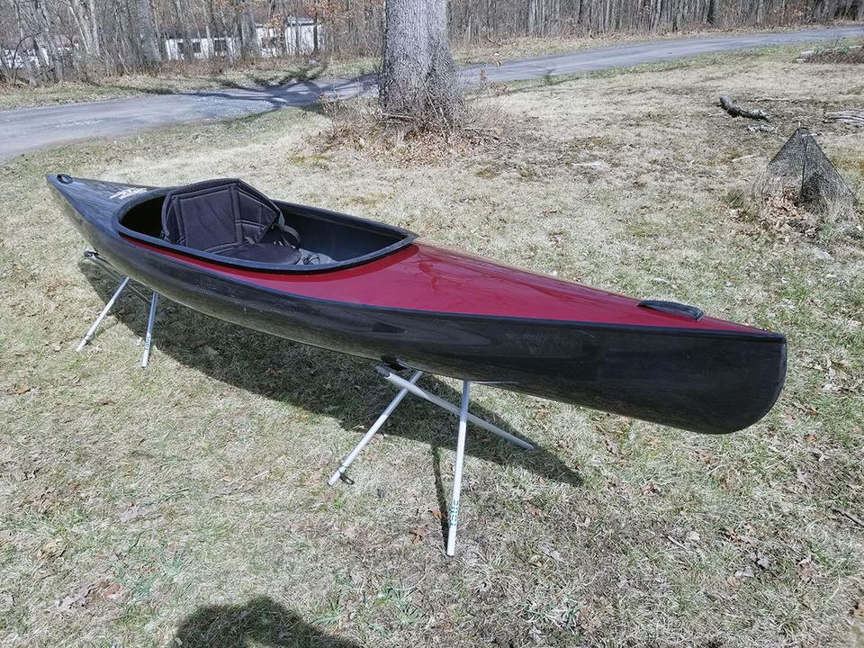 "Kiwi Kayak (12'6"") 22.6 lb"