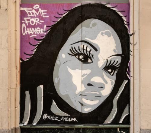 Breonna Taylor street art