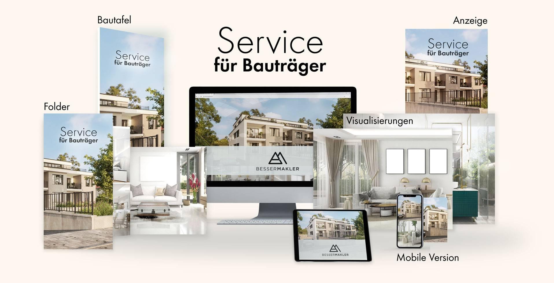 Service für Bauträger