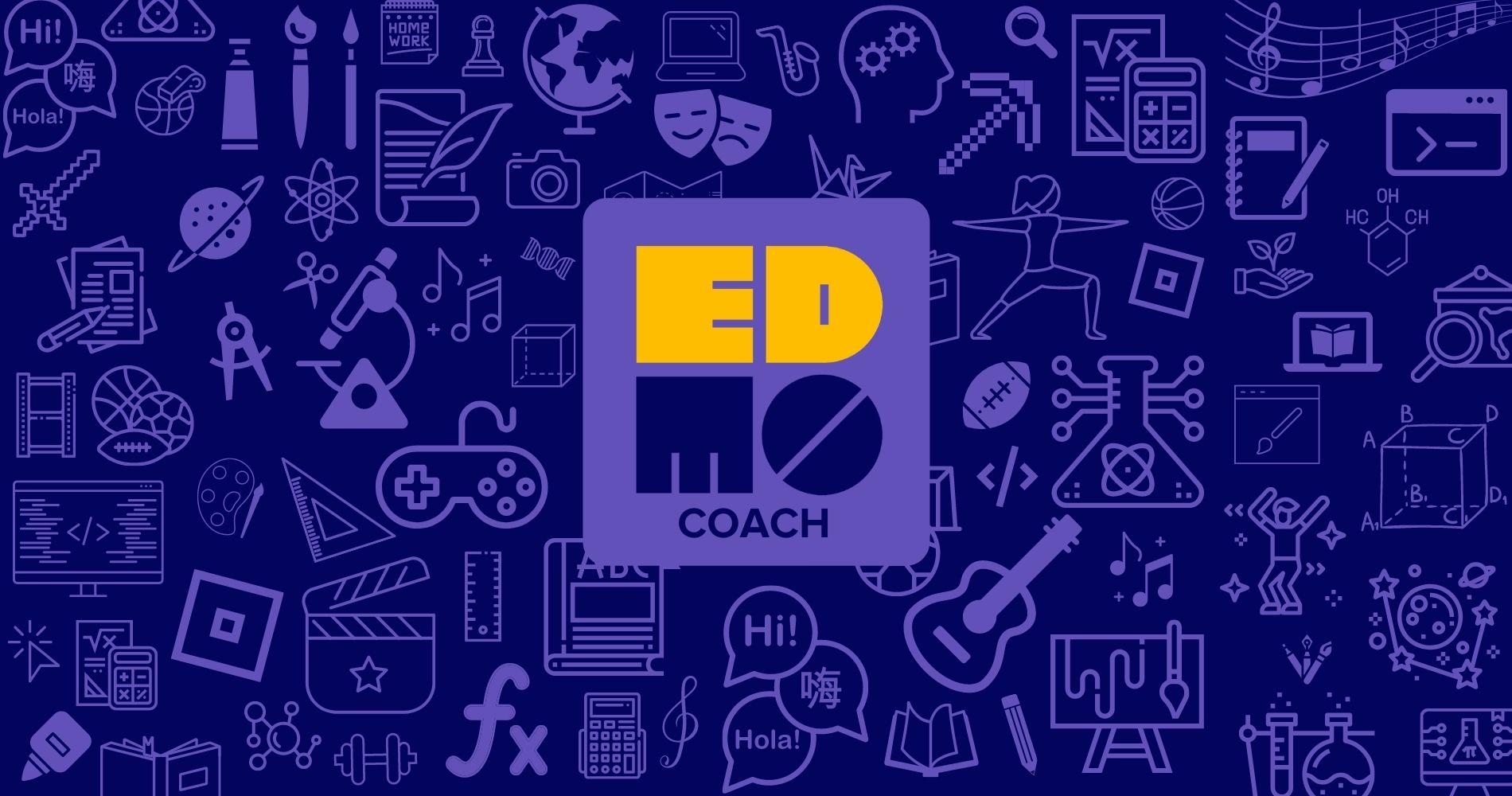 EDMO Coach - Online tutoring for PK-12