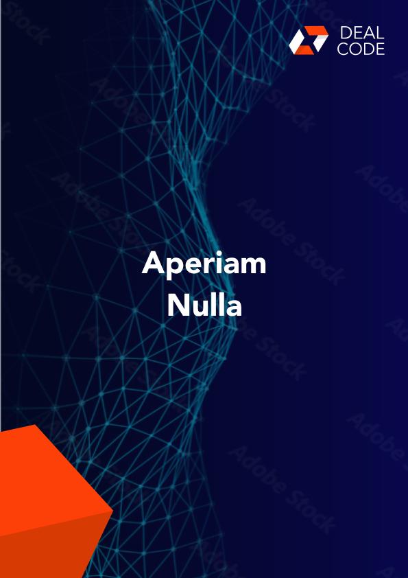 Aperiam Nulla