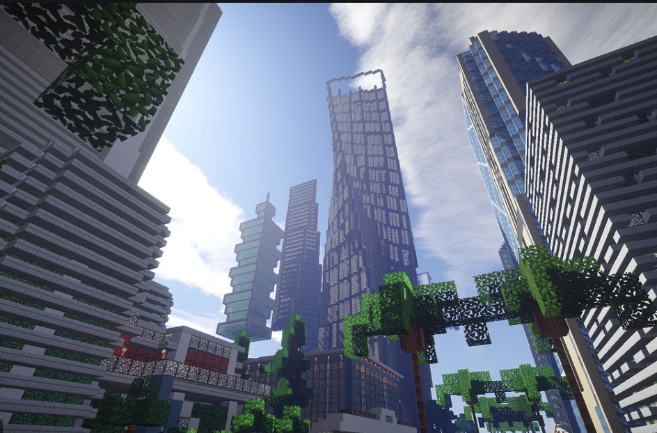 Dive into the world of city planning as you create the perfect city in Minecraft!