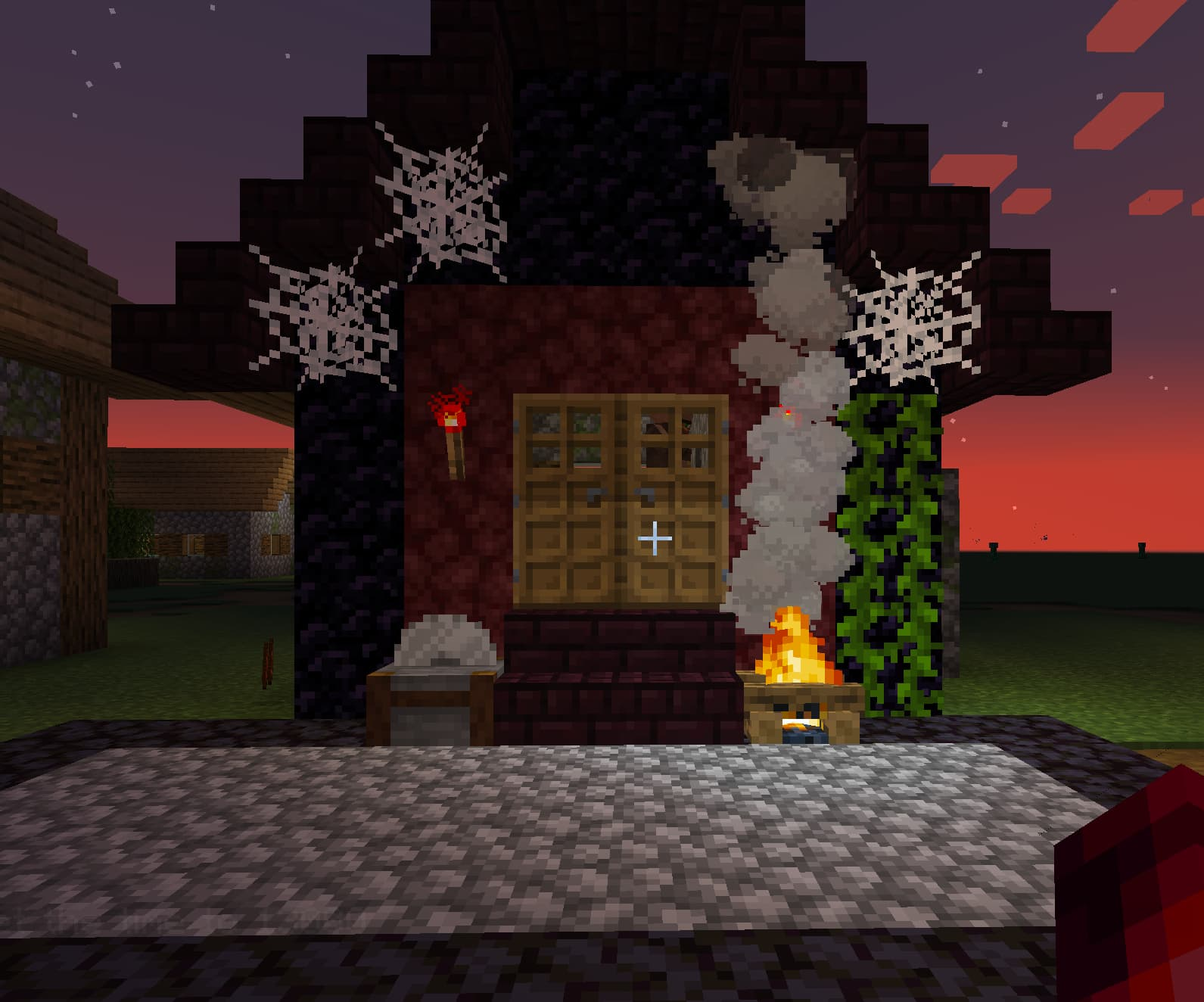 Join up with fellow Minecraft fans as you build your very own Summerween party!