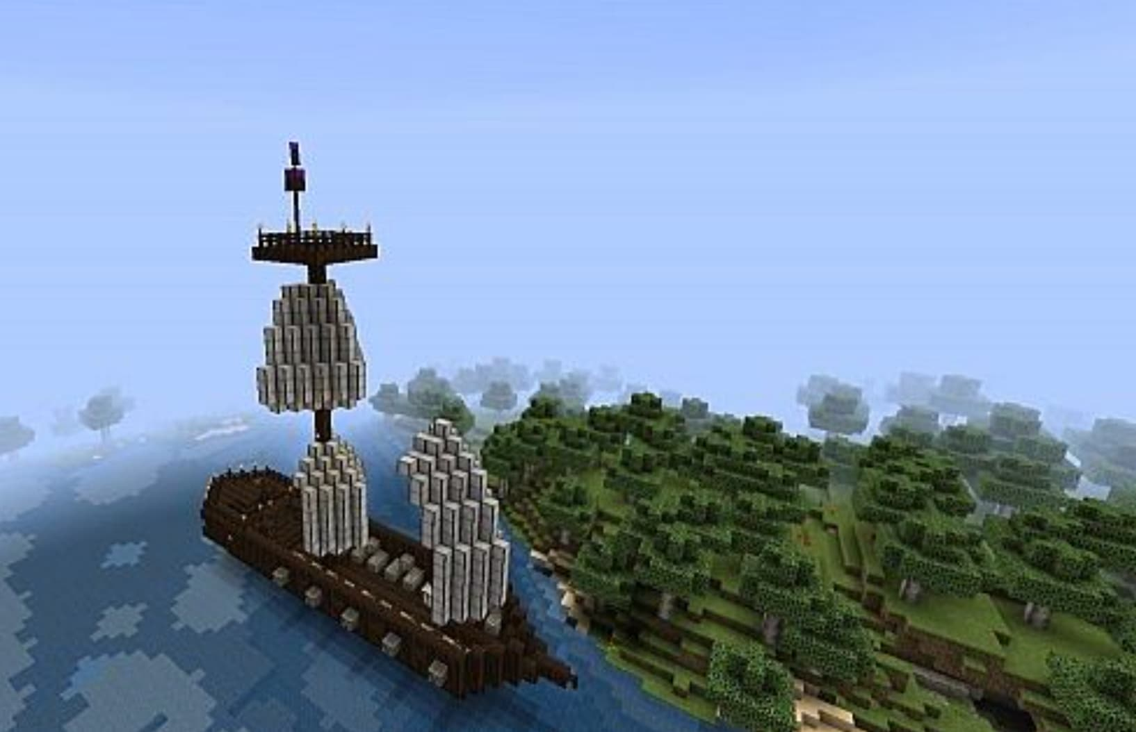 Join a crew of Minecraft builders to create your very own Pirate Island!