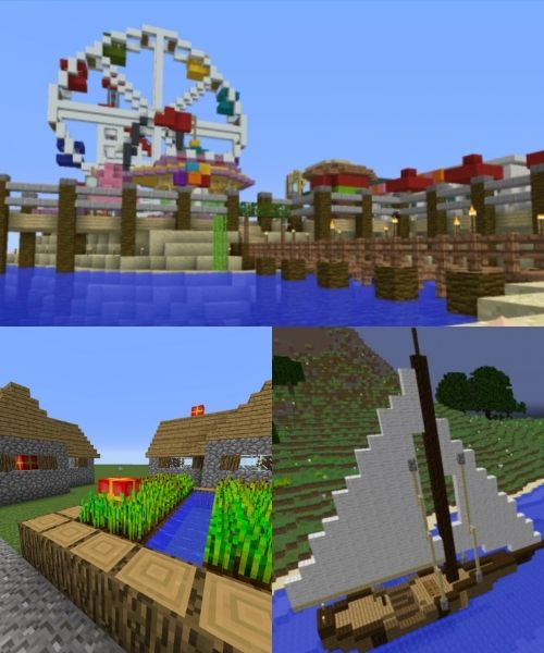 Minecrafters, assemble - join other Minecraft builders to collaborate and create!