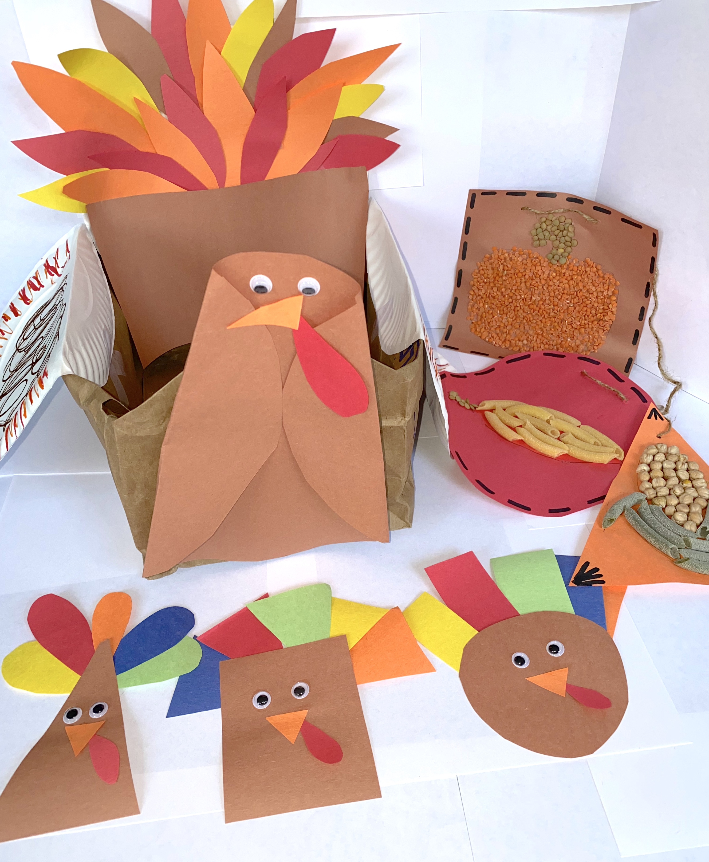 Celebrate the harvest season with these fun fall-themed activities!