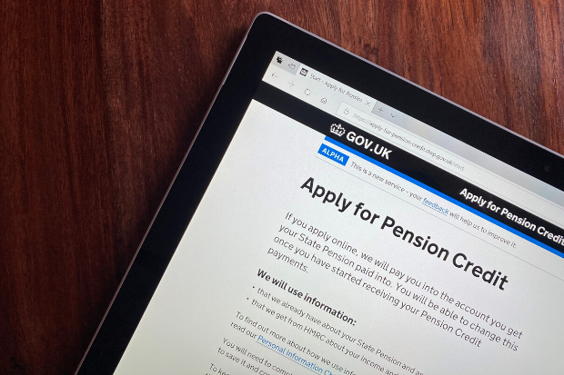 Scrumconnect Team works with DWP Digital:- How we made Pension Credit applications available online