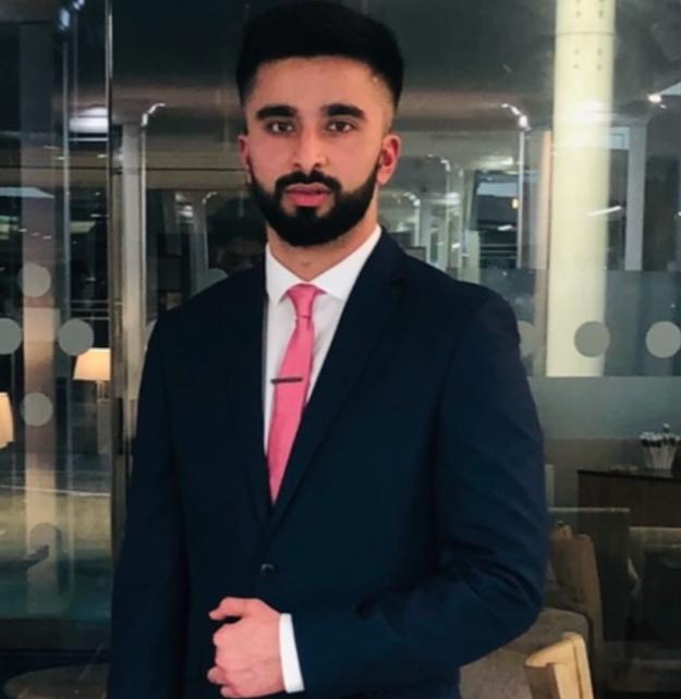 Kickstart Scheme - feature story on Hasnaan Khan: Trainee Finance Assistant