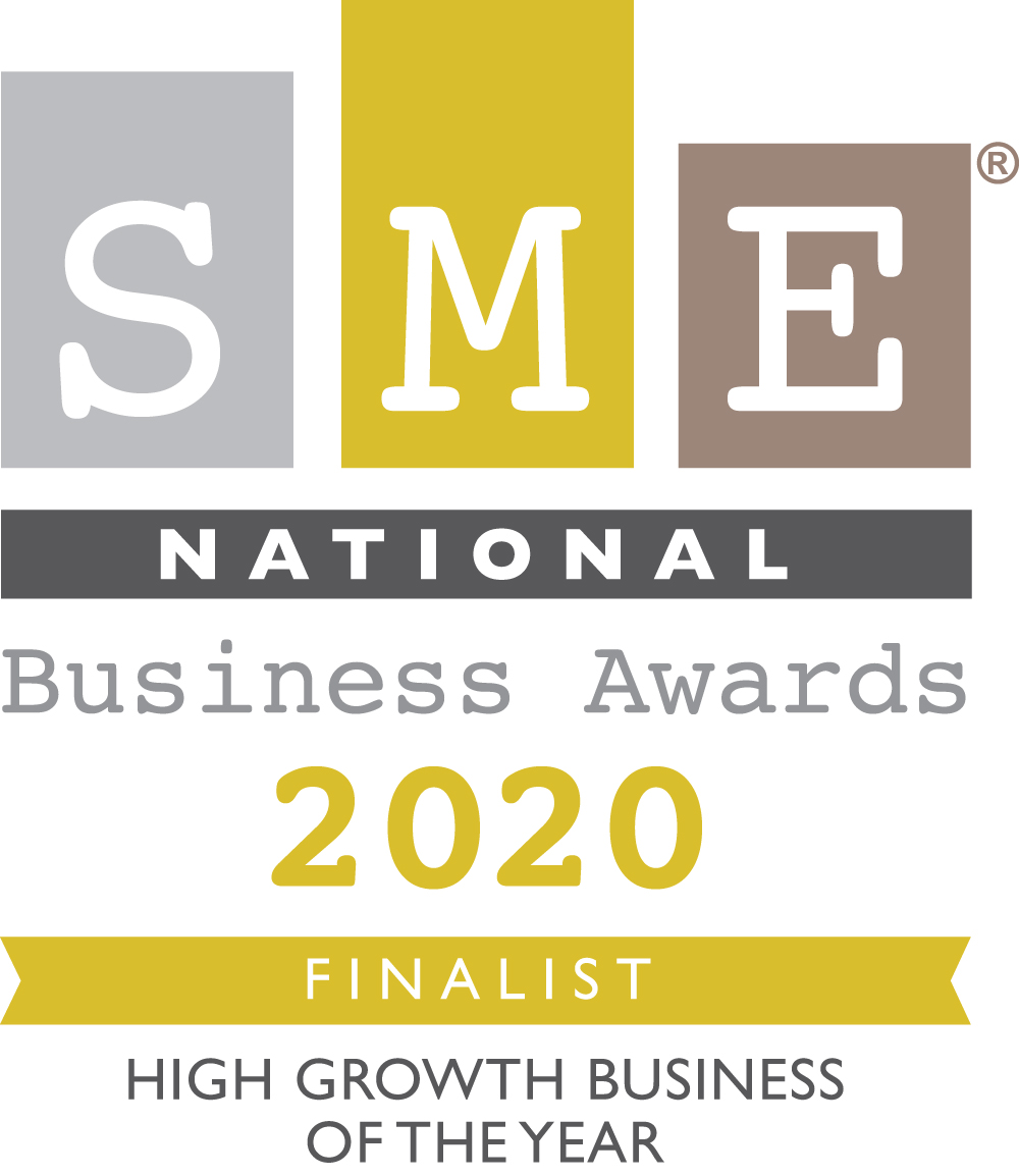 High Growth Business of the Year : SME National Business Awards 2020/21!