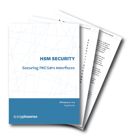 HSM Security White Paper
