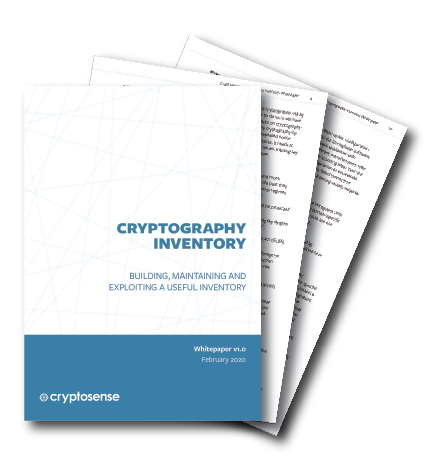 Crypto Inventory White Paper